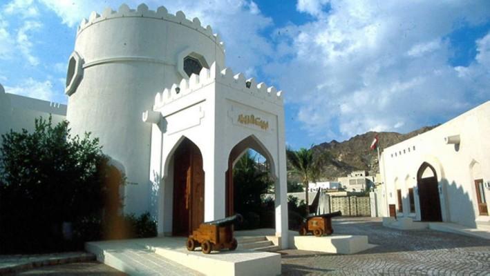 بيت الزبير - مسقط