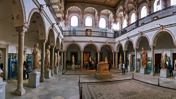 متحف باردو الوطني - الاماكن السياحية في تونس