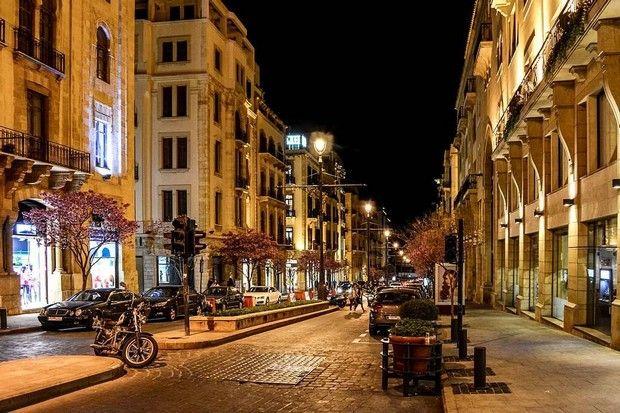 وسط بيروت