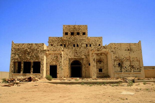 جزيرة فيلكا الكويت Island of Failaka Kuwait