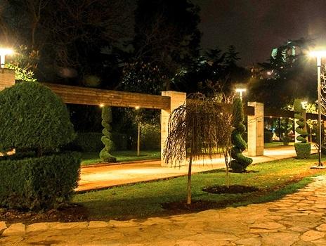 ليالي حديقة الحرية في إسطنبول