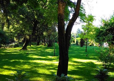 أماكن التنزه في حديقة الحرية في إسطنبول