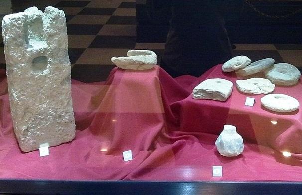 قاعة حفريات جزيرة فيلكا في متحف الكويت الوطني في الكويت