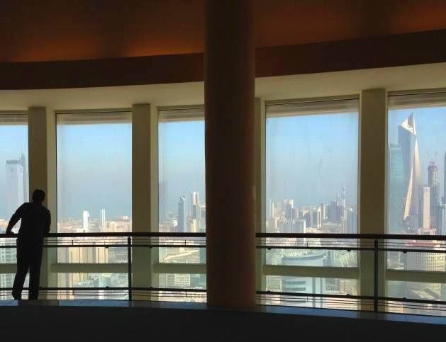 مرصد برج التحرير في الكويت