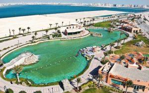 حديقة خليفة بن سلمان في البحرين