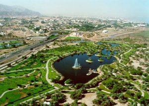 حديقة القرم الطبيعية في مسقط