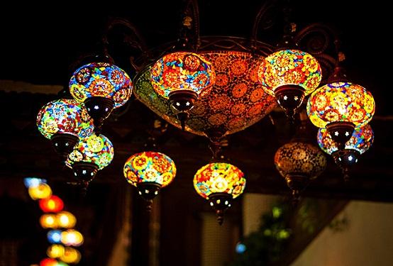 مركز الفن في سوق واقف في الدوحة