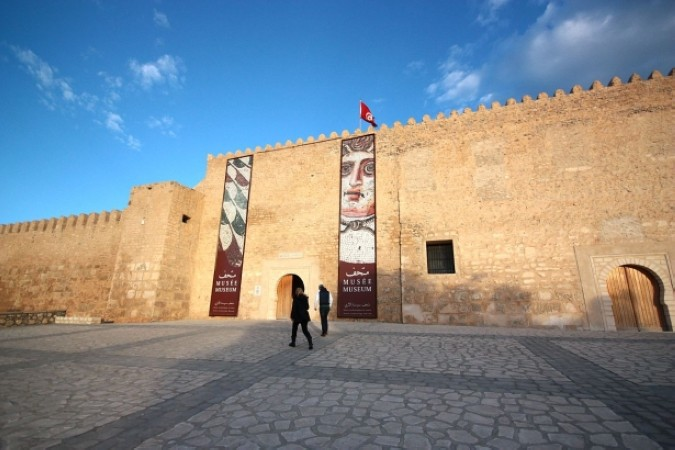 المتحف الآثري بسوسه - السياحة في سوسة