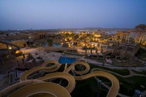 حديقة الألعاب المائية جنة دلمون المفقودة في البحرين