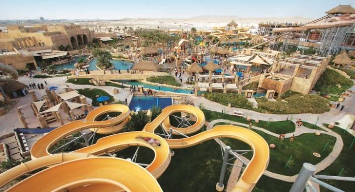 حديقة الألعاب المائية جنة دلمون المفقودة - اماكن ترفيه في البحرين