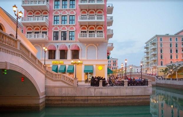 محلات جزيرة لؤلؤة قطر في الدوحة