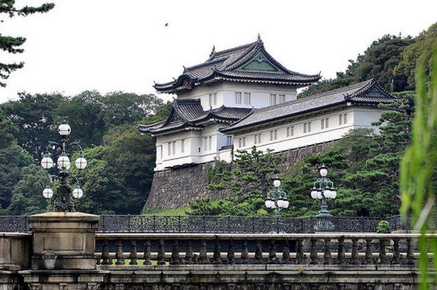 قصر طوكيو الإمبراطوري معالم السياحة في طوكيو اليابان