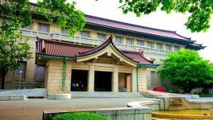 متحف طوكيو الوطني في اليابان