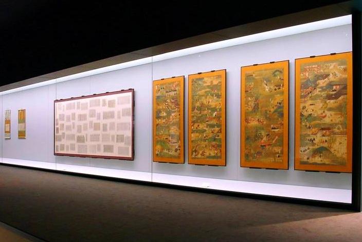 معرض الكنز الوطني في متحف طوكيو الوطني