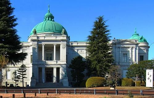مبنى هيوكيكان في متحف طوكيو الوطني