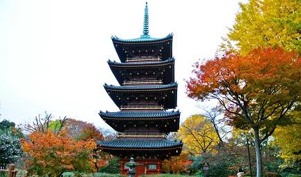 معبد حديقة حيوان أوينو