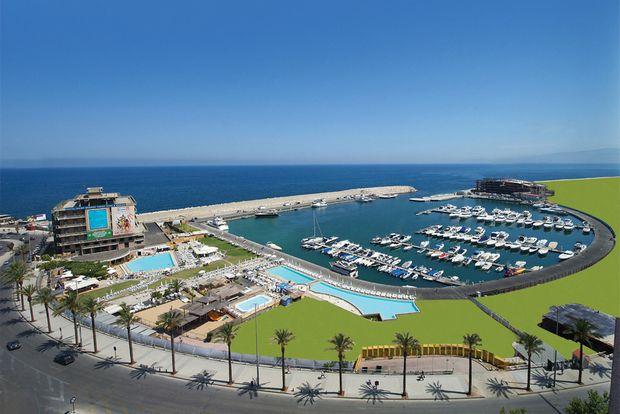 خليج زيتونة بيروت