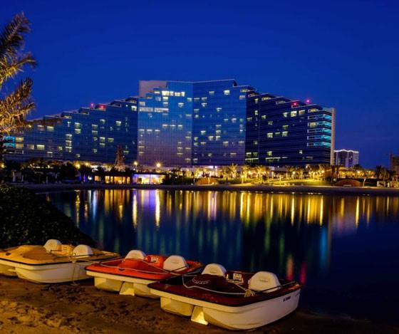 جزيرة امواج البحرين