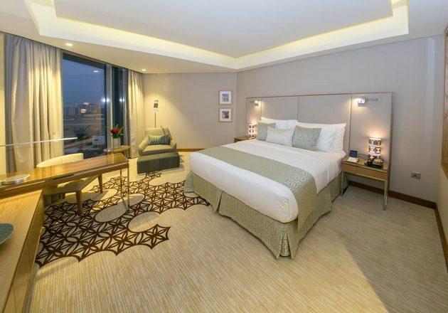 حجز فنادق مسقط 5 نجوم