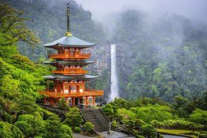 وجهات السياحة في اليابان