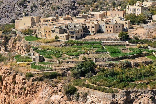 المناطق السياحية في سلطنة عمان
