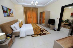 شقق فندقية في قطر رخيصة