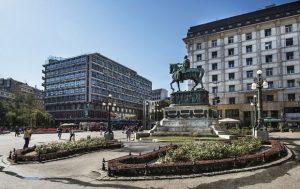 ساحة الجمهورية في بلغراد