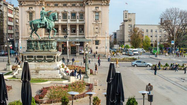 الاماكن السياحية في بلغراد