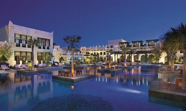 فندق شرق قطر