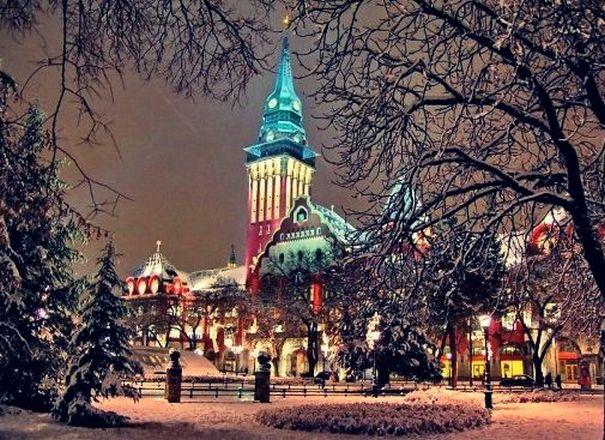 افضل الاماكن السياحية في صربيا