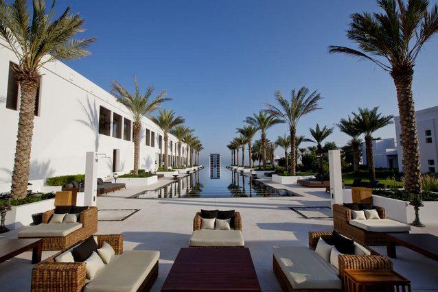 فندق شيدي في مسقط