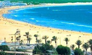 شاطئ اغادير