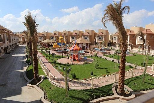 منتجعات قرية الشفا في الطائف