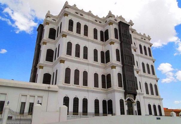متحف قصر شبرا قرب باب الحزم في الطائف