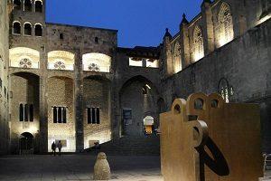 متحف تاريخ مدينة برشلونة في برشلونة إسبانيا