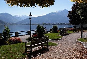 مقاغد متنزه إليزابيث في زيلامسي النمسا