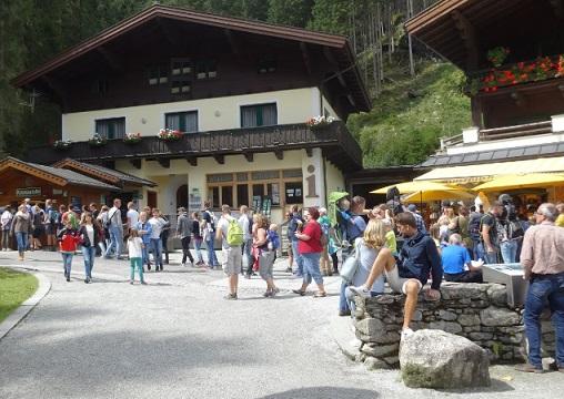 مطاعم متنزه إليزابيث في زيلامسي النمسا