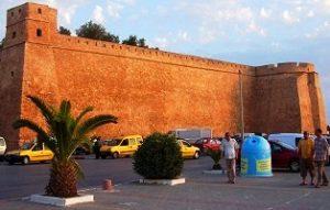 قصبة حمامات تونس