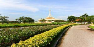 حديقة الملك راما التاسع في بانكوك