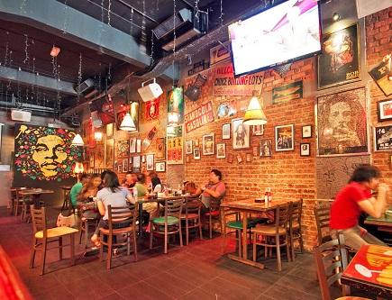 مطاعم الحي الصيني في كولالمبور
