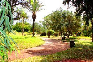 حديقة أولهاو في أغادير