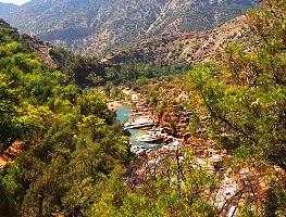 حديقة وادي الطيور في أغادير