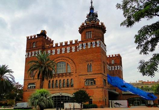 متحف متنزه سيوتاديلا في برشلونة إسبانيا