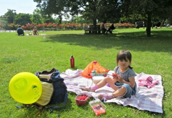 حديقة هولاند بارك لندن