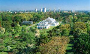 حدائق كيو النباتية الملكية في لندن