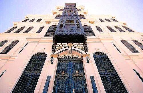 مبنى متحف قصر شبرا في الطائف