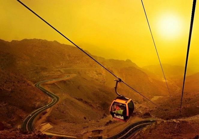 اماكن سياحية في السعودية الطائف