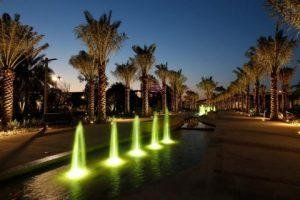 تعد حديقة ام الامارات أبوظبي من اجمل حدائق ابوظبي