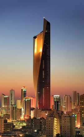 برج الحمراء الكويت