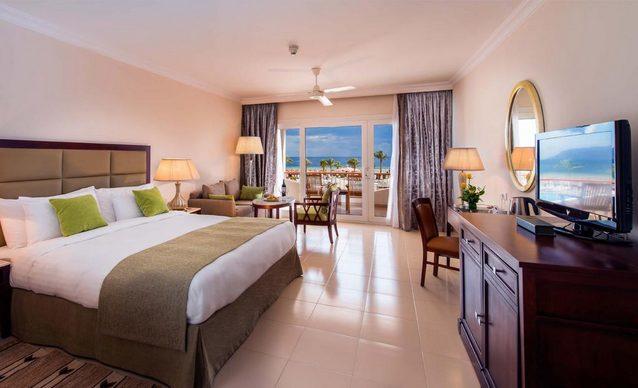فندق البارون بالاس سهل حشيش من افضل فنادق سهل حشيش مصر